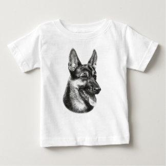 Shepherd Painting Baby T-Shirt