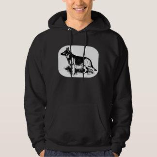Shepherd Profile Hoodie