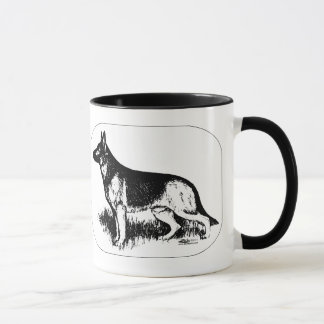 Shepherd Profile Mug
