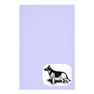 Shepherd Profile Stationery