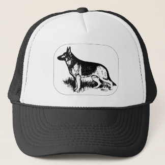Shepherd Profile Trucker Hat