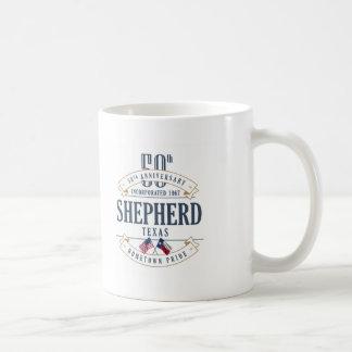 Shepherd, Texas 50th Anniversary Mug