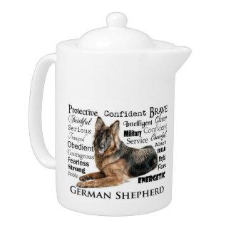 Shepherd Traits Teapot