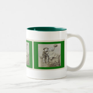 Shepherdess & Chimney Sweep Mug