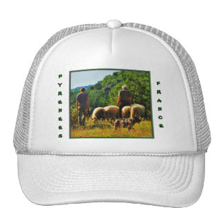 Shepherding in France Trucker Hat