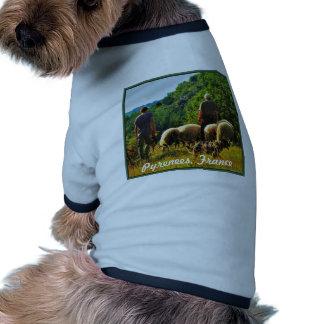 Shepherding in France T-Shirt