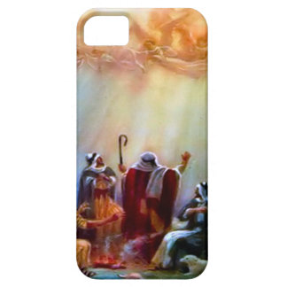 Shepherds and angels iPhone SE/5/5s case