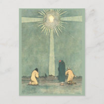 Shepherds Christmas Story Postcards