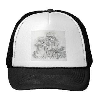 Shepherd's Prayer Hat