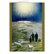 Shepherd's Watch Christmas Card