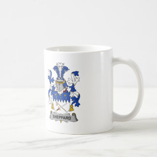 Sheppard Family Crest Coffee Mug