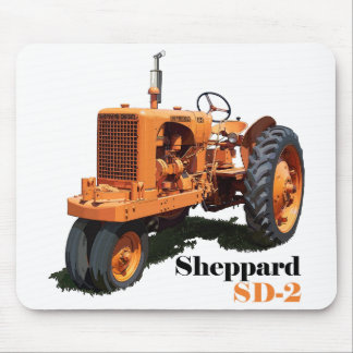 Sheppard SD2 Mouse Pad