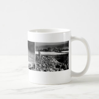 Shepton Mallet Triptych Coffee Mug
