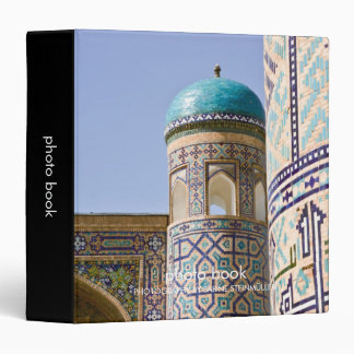 Sher-Dor Madrasah: Detail Photo Book Binder