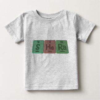 Shera  as Sulfur Helium Radium T-shirt