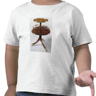 Sheraton two-tier dumb waiter shirt