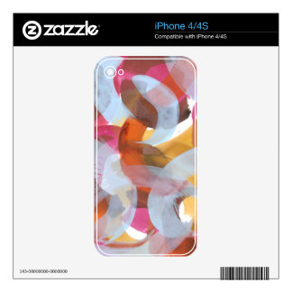 Sherbert I Skins For The iPhone 4S