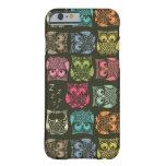 sherbet owls iPhone 6 case