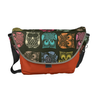 sherbet owls courier bags