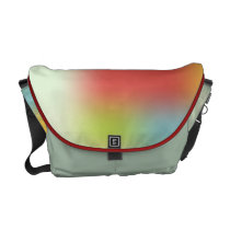 Sherbet Spectrum Messenger Bag