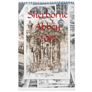 Sherborne Abbey Calendar