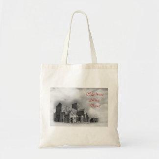 Sherborne Abbey Dorset Tote Bag