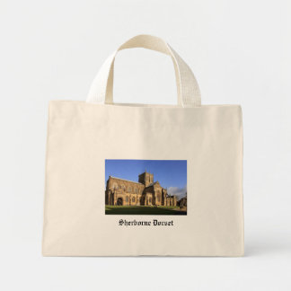 Sherborne Abbey Tote Bag