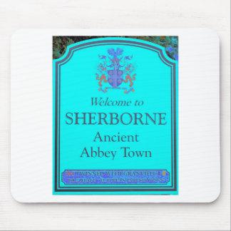sherborne turtoise mouse pad