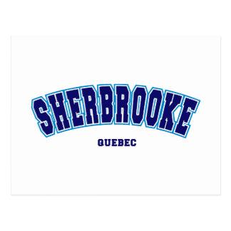 Sherbrooke Collegiate Postcard