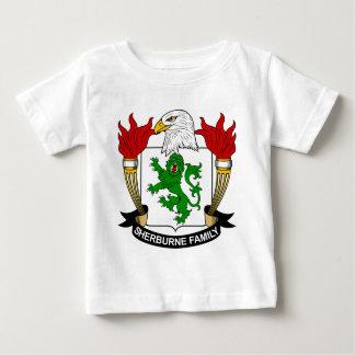 Sherburne Family Crest Baby T-Shirt