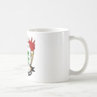 Sherburne Family Crest Coffee Mug