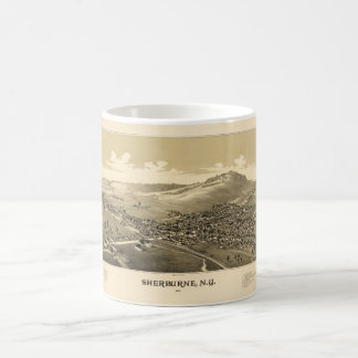 Sherburne New York (1887) Coffee Mug