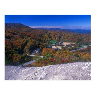 Sherburne Pass Autumn Postcard