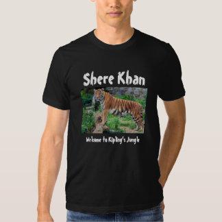 Shere Khan: Welcome to Kipling's Jungle T Shirt