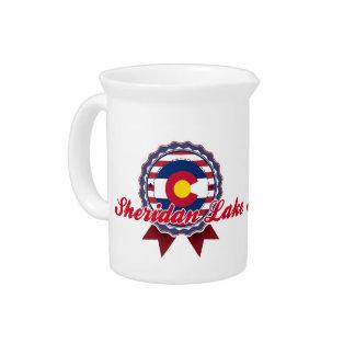 Sheridan Lake, CO Drink Pitchers