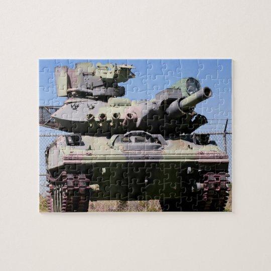 Sheridan Tank Puzzle