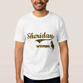 Sheridan Wyoming City Classic T-shirt
