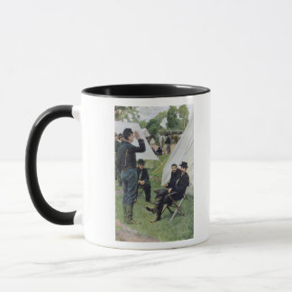 Sheridans First Interview with Rowand Mug