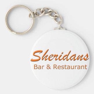 Sheridans, llavero básico del botón