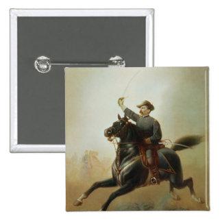 Sheridan's Ride, 1871 Button