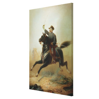 Sheridan's Ride, 1871 Canvas Print