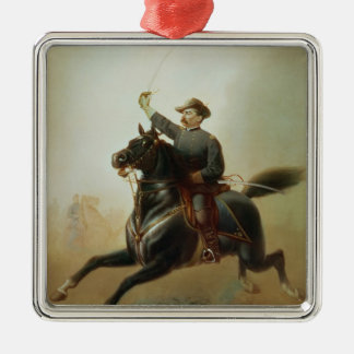 Sheridan's Ride, 1871 Christmas Tree Ornament