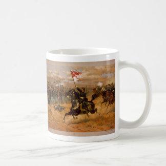 Sheridan's Ride by Thure de Thulstrup Coffee Mug