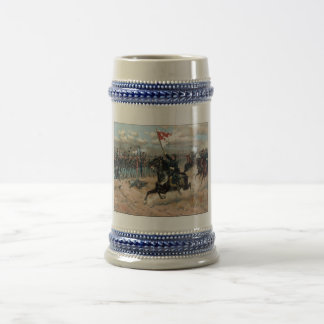 Sheridan's Ride -- Civil War Beer Stein