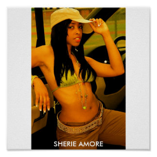 SHERIE AMORE POSTER