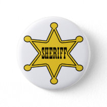 Sheriff  Badge Button