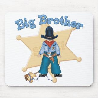 Sheriff Big Brother Mousepad