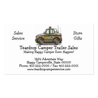 Sheriff Car Patrol Car Business Card