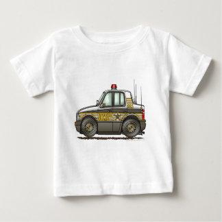 Sheriff Car Patrol Car Law Enforcement Infant T-shirt