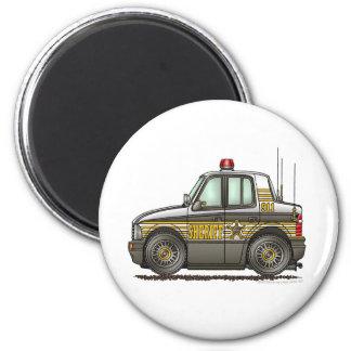 Sheriff Car Patrol Car Law Enforcement Magnet